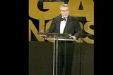 Director Milos Forman presents the 2003 Film Foundation Film Preservation Award to...