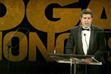 Director Peter Segal prepares to present the DGA Honors Schlolarship to...