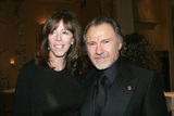 Tribeca Film Festival Co-Founder Jane Rosenthal and actor Harvey Keitel. (Photo by Evan Agostini/Getty Images)