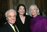 Former MPAA Chief Jack Valenti, with 2004 DGA Honoree Sherry Lansing and 2003 DGA Honoree Jane Alexander.