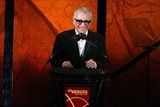 1999 DGA Honoree Scorsese takes the stage.