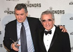 De Niro shares another moment with Scorsese.