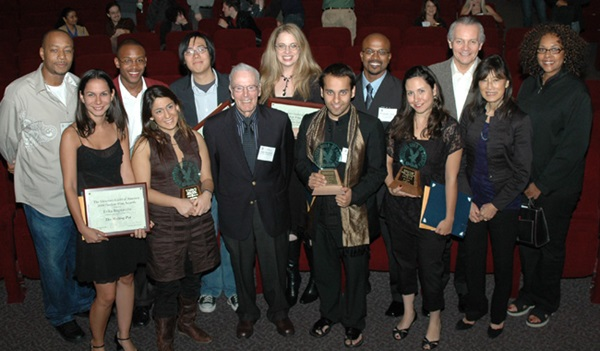 2006 Student Film Awards Group