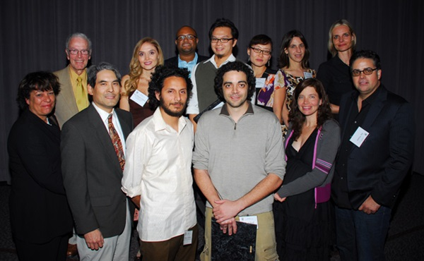 2007 Student Film Awards Group