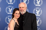 Comedy Series Award Nominee James Burrows (Will and Grace) and daughter.