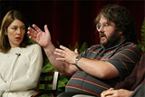 "Peter Jackson explains how he filmed three ""Lord of the Rings"" movies back-to-back."