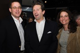 DGA Eastern Executive Director Russ Hollander with AICP President/CEO Matt Miller and DGA Board Alternate Member Laura Belsey.