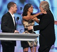 62nd DGA Awards Zoe Saldana James Cameron