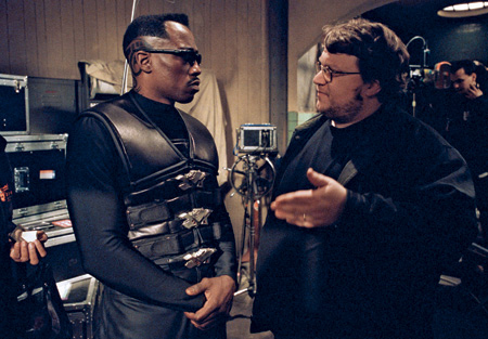 DGA Interview Guillermo del Toro Blade 2