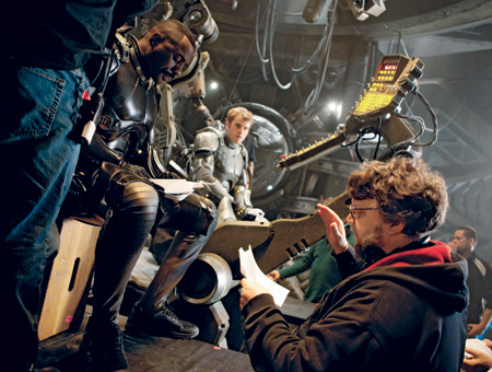 Guillermo del Toro DGAQ Interview Pacific Rim