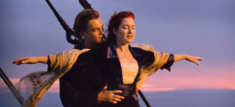 Titanic shot hot images 49