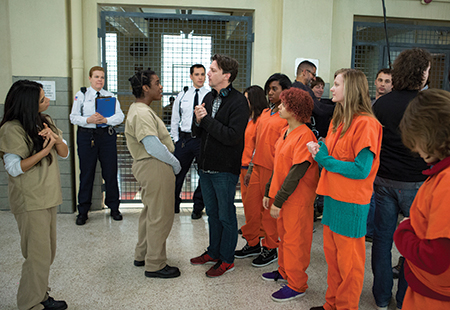 DGA Quarterly Orange is the New Black Andrew McCarthy