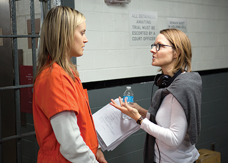DGA Quarterly Orange is the New Black Jodie Foster