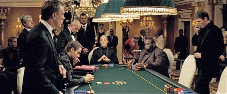 poker game in casino royale