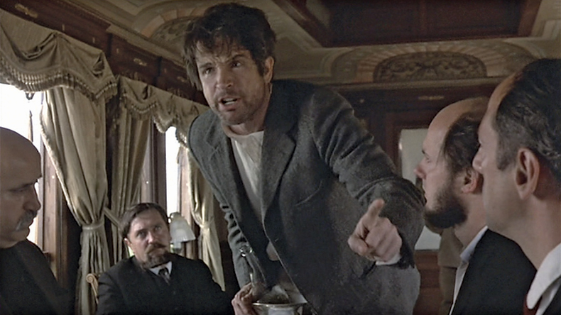 Shot to Remember Warren Beatty REDS