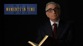 DGA 75th Anniversary Moments in Time 13 Men and $1300 Scorsese