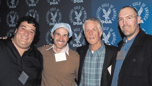 55th DGA Awards Meet the Commercial Nominees