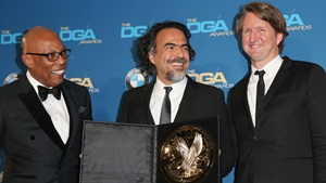 68th DGA Awards Winner Alejandro Iñárritu