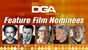 DGA 68th Awards Feature Film Nominees
