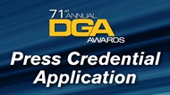 Press Credential Application 71st Awards