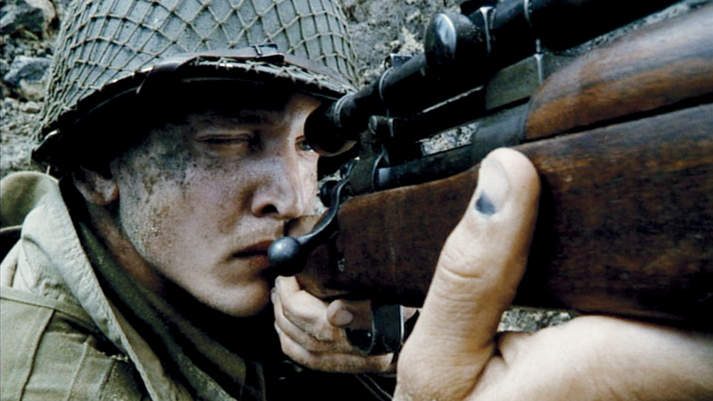 saving private ryan reflection questions Samurai x - reflection is the final installment of the very popular samurai x anime series over the course of the series, we've watched a young, abandoned orphan (kenshin himura) become transformed into one of the deadliest assassins in japan, during the late 1800's.