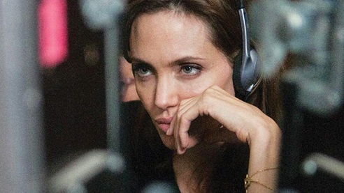 DGA Quarterly Angelina Jolie Feature