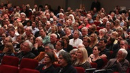 The DGA audience learns about the art of the western.
