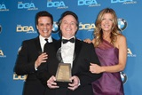 DGA Franklin Schaffner Achievement Award Recipient Tom McDermott