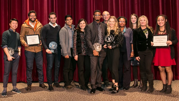 22nd Annual DGA Student Film Awards in New York