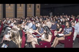 2017 Student Open House at the DGA