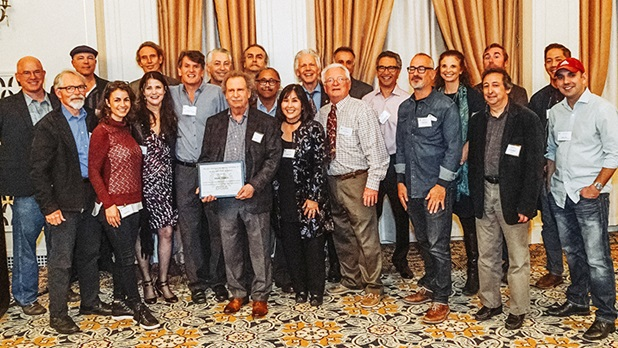 Bay Area Members Attend SFCC Fall Mixer
