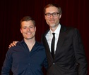 Director Stephen Merchant discusses Fighting with My Family