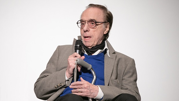 Peter Bogdanovich discusses The Great Buster