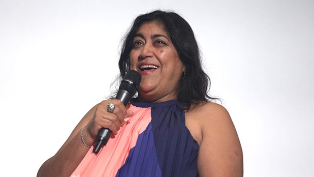 Director Gurinder Chadha discusses Blinded by the Light