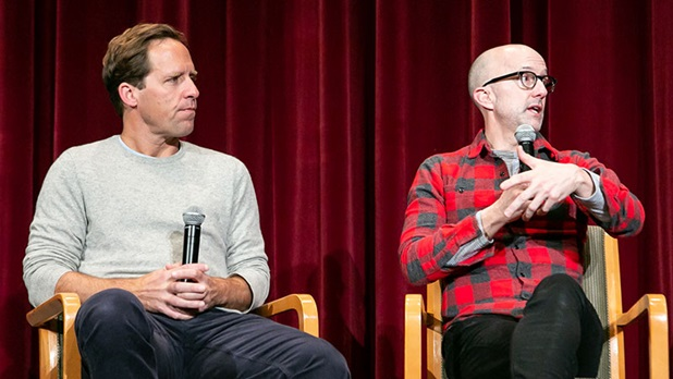 Directors Nat Faxon and Jim Rash discuss Downhill