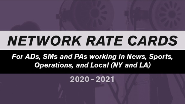 Network Rates AD SM PA News, Sports, Operations and Local