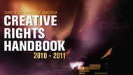 Creative Rights Handbook Cover