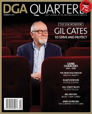 DGA Quarterly Magazine Summer 2011