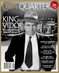 DGA Quarterly Magazine Winter 2010-11