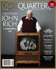 DGA Quarterly Magazine Spring 2011