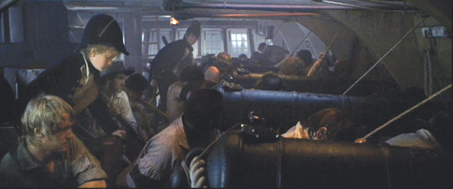 DGA Quarterly Magazine | Fall 2005 | Shot to Remember - Master and Commander