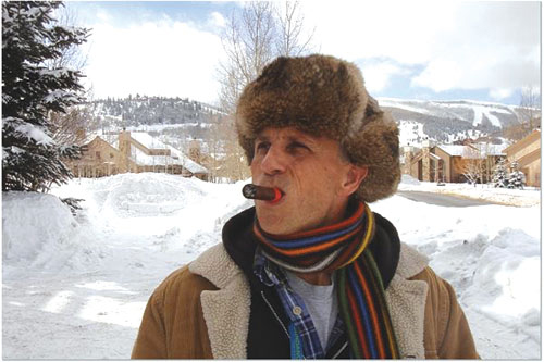 FRESH AIR: Bob Goldthwait at Sundance. He says he made his film
