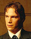 DGA Awards presenter James D'Arcy - photo by Michael Lange - © 2002 USA Network