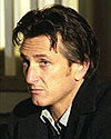 DGA Awards presenter Sean Penn - Photo by Merie W. Wallace - © 2003 Warner Brothers Ent.