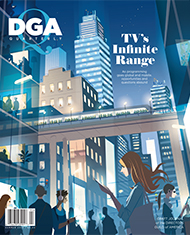 DGA Quarterly Magazine Summer 2019 Issue