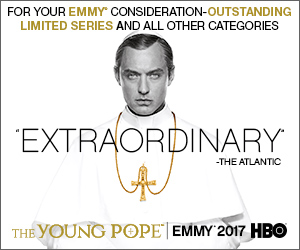 HBO The Young Pope