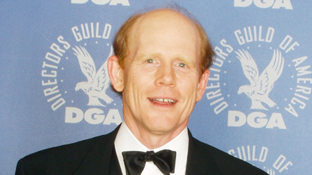 2001 DGA Awards Feature Film Ron Howard