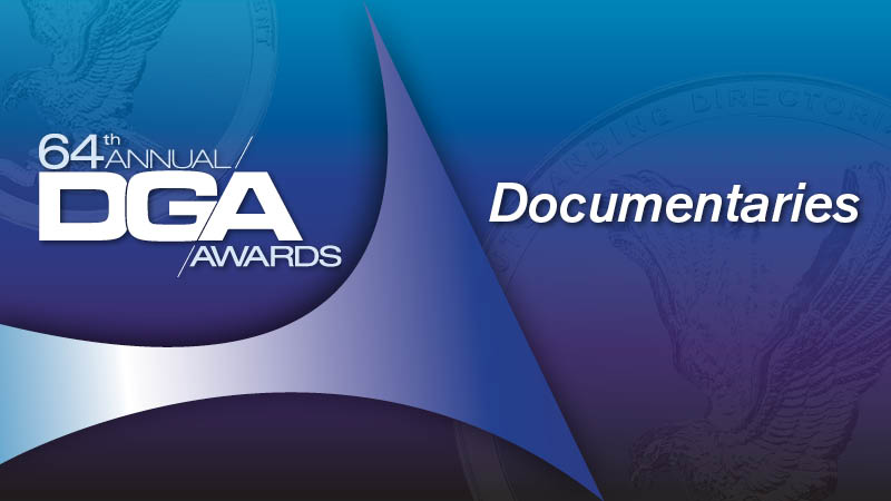 DGA Awards Documentaries