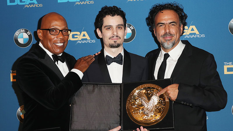 DGA 69th Award Feature Film Winner