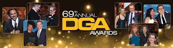 Resultado de imagem para 69º DGA AWARDS 2017